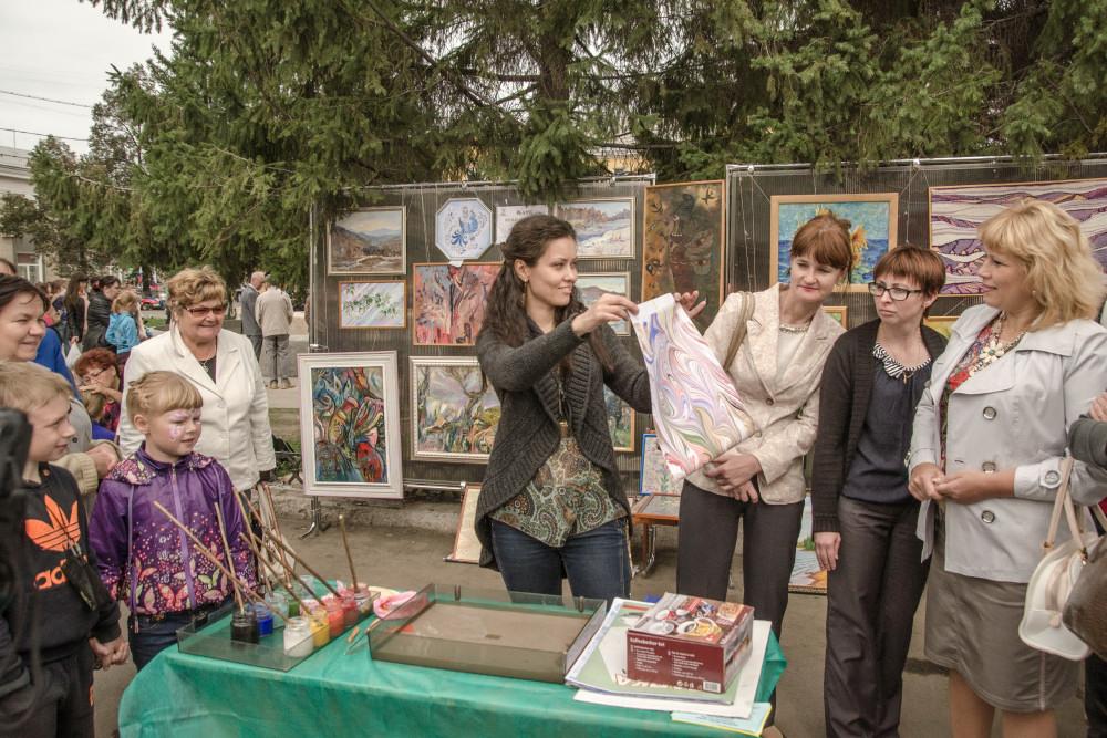 мастер класс живопись Челябинск Эбру_1169
