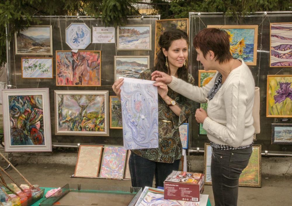 мастер класс живопись Челябинск Эбру_1274