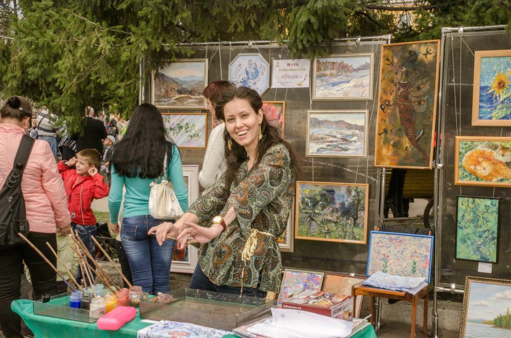 мастер класс живопись Челябинск Эбру_1406