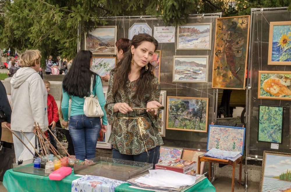 мастер класс живопись Челябинск Эбру_1408