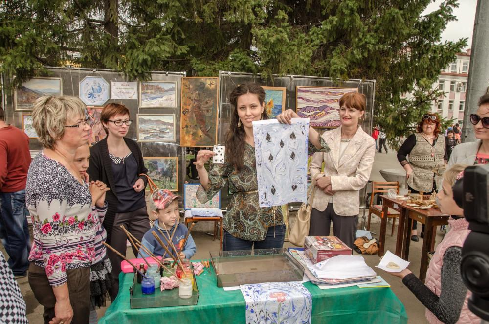 мастер класс живопись Челябинск Эбру_1440