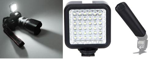 светодиодные источники света стробизм