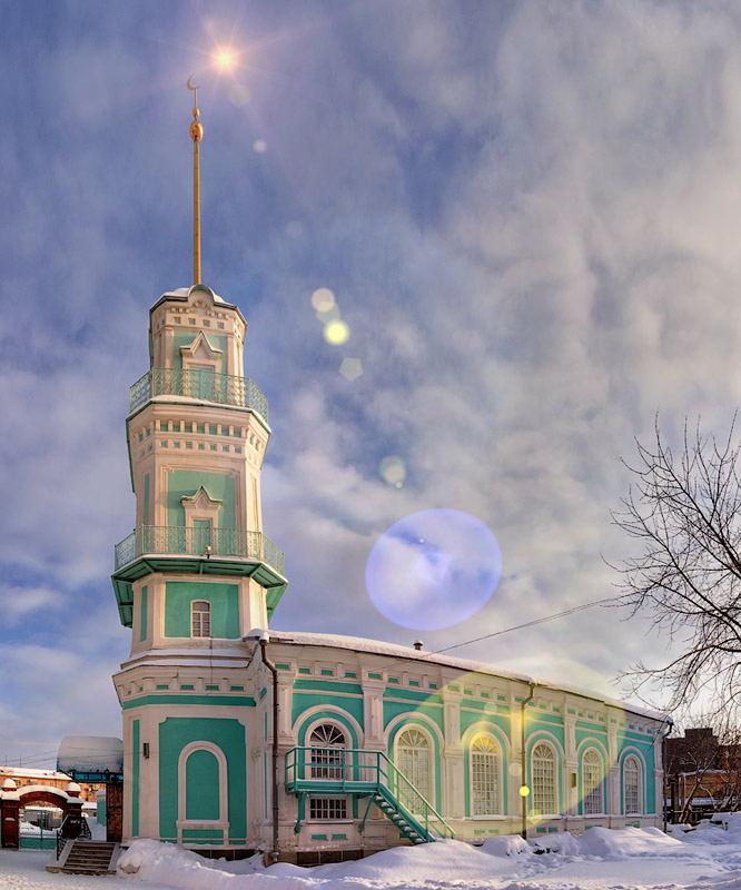 мечеть Челябинск фотограф в Челябинске