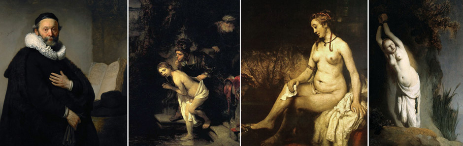 фотография и свет - Рембрандт, Дюрер, Рубенс и Брюллов