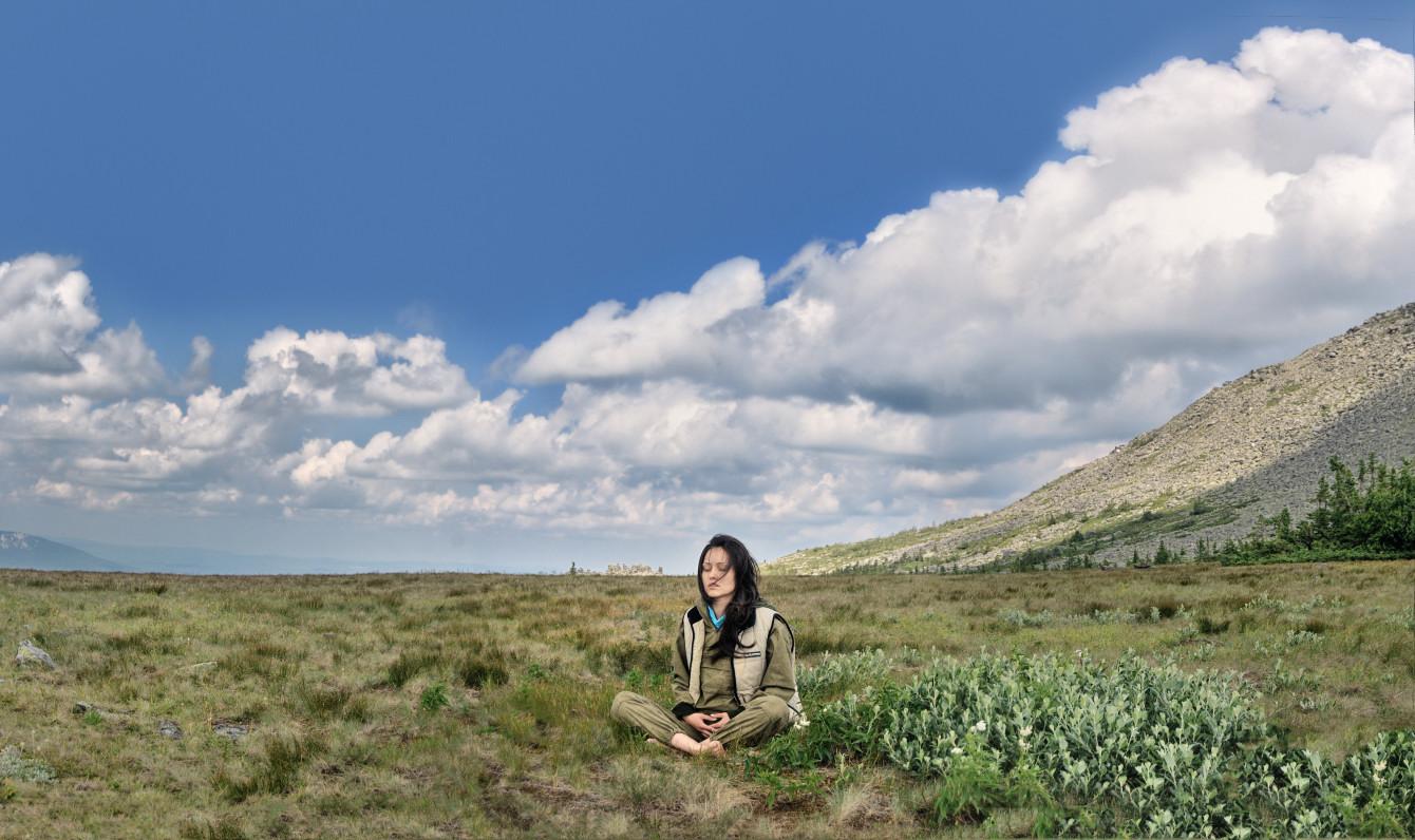 Нургуш горная тундра медитация фотограф Челябинск