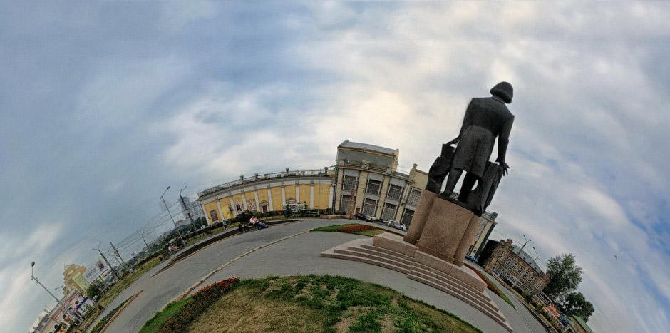 Челябинская филармония, или концертный зал им. С.С.Прокофьева
