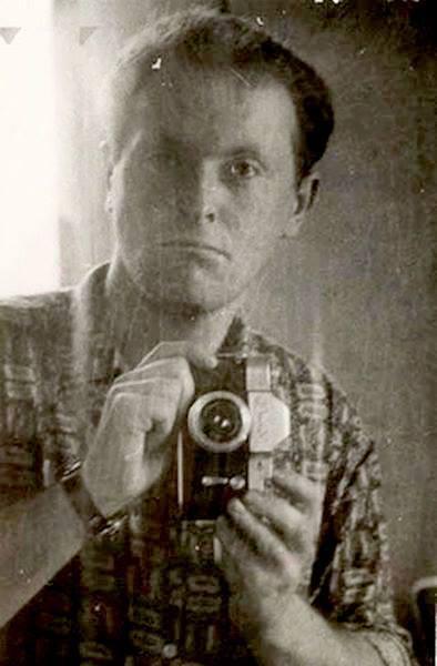 фотограф Бродский - или последний стих поэта