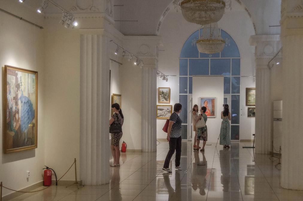 Русский музей в Челябинске! - Выставка