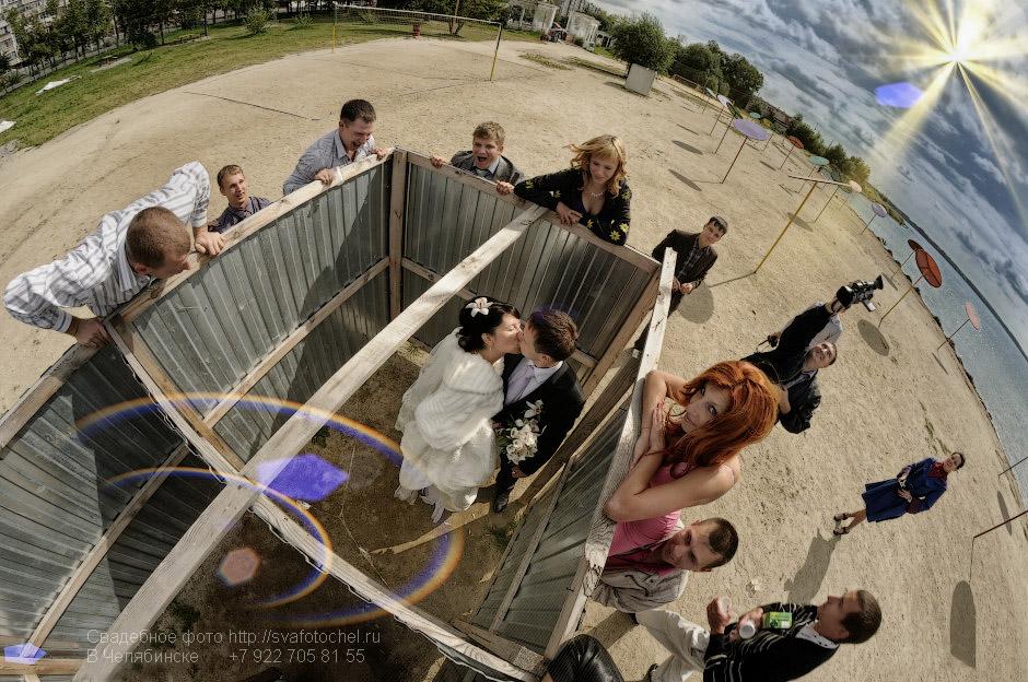 креативный свадебный фотограф Челябинск