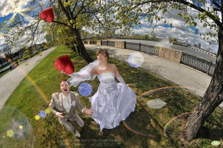 профессиональный свадебный фотограф Челябинск