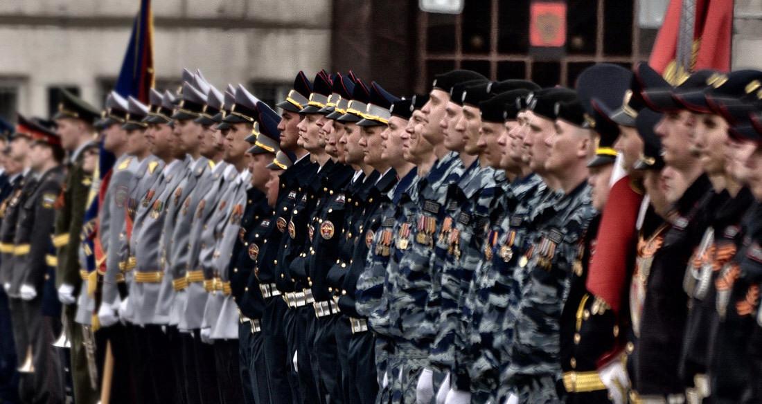 парад 9 мая Челябинск