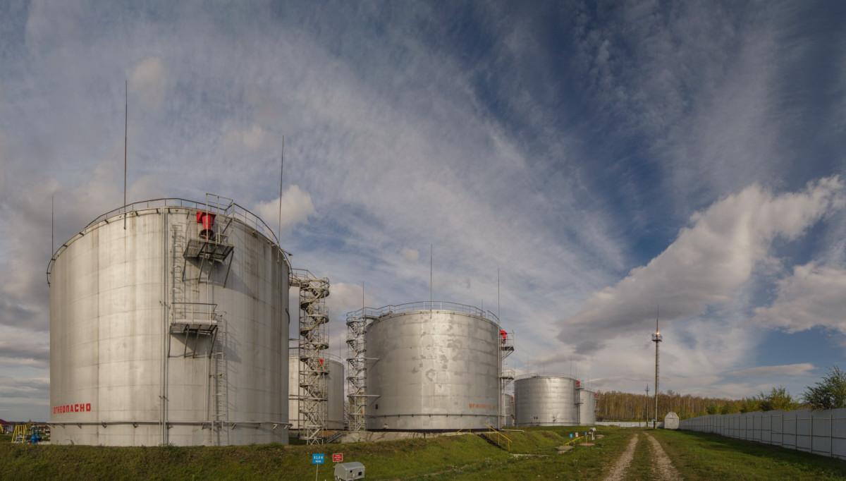 фотограф Челябинск Нефтехранилище 1