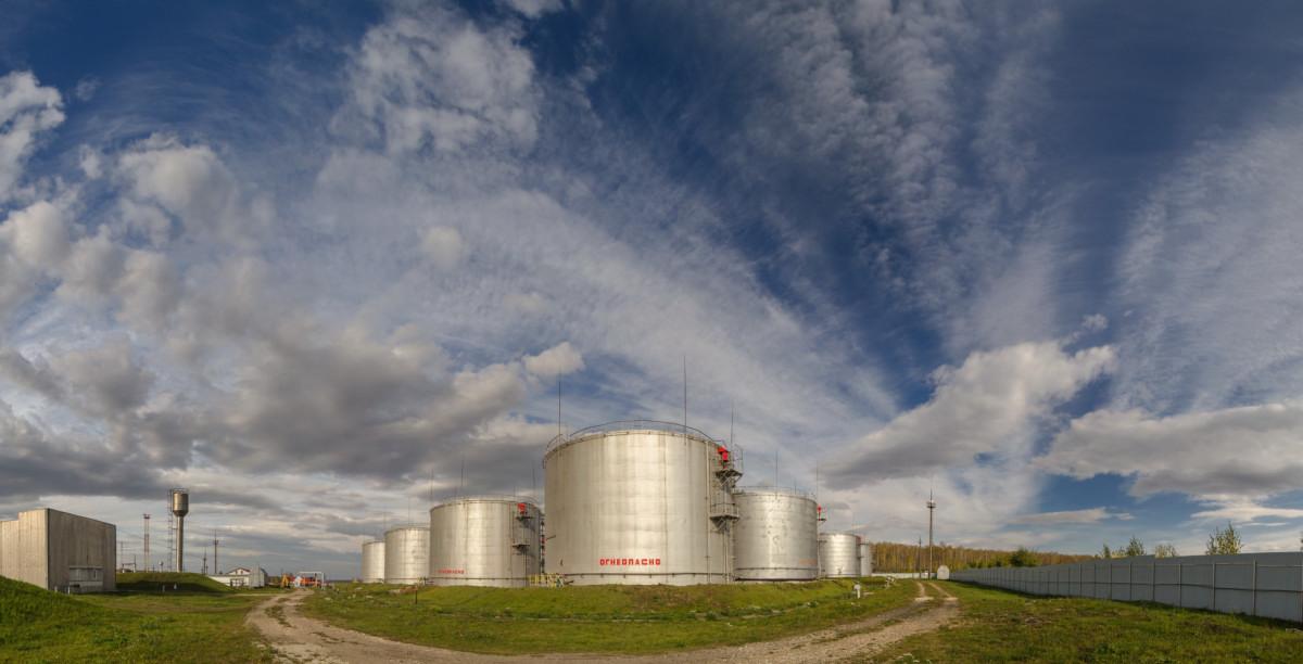 фотограф Челябинск Нефтехранилище 2