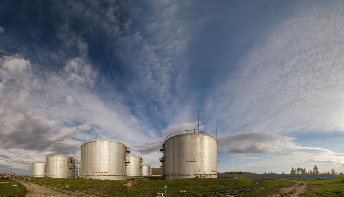 фотограф Челябинск Нефтехранилище 3
