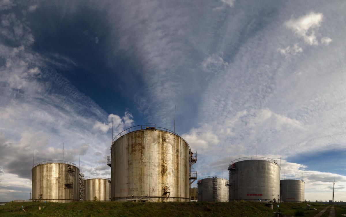 фотограф Челябинск Нефтехранилище 4