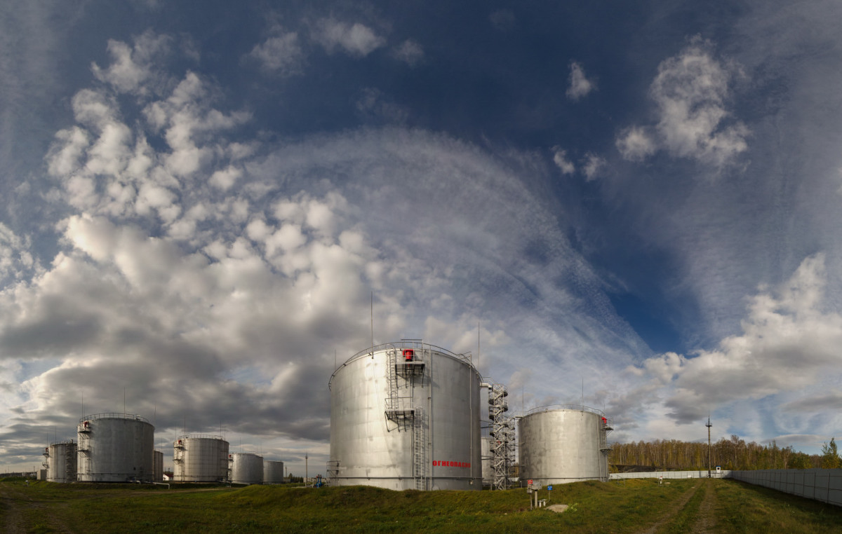 фотограф Челябинск Нефтехранилище 5