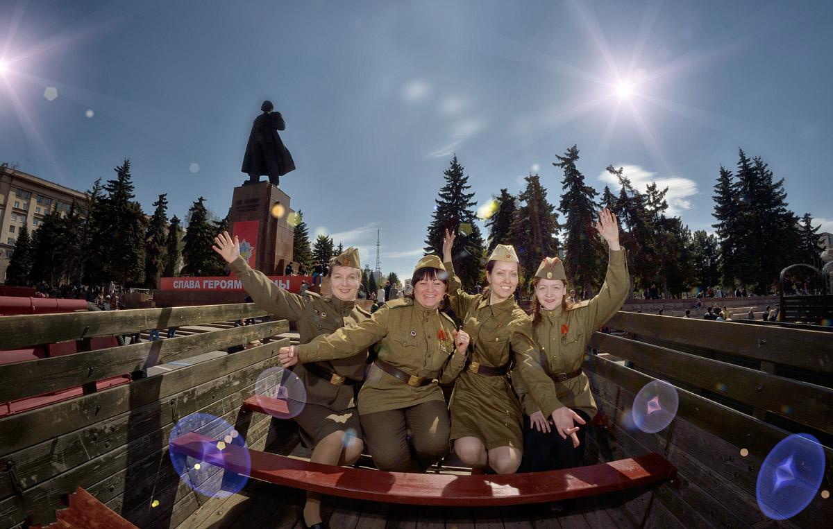 фотограф Челябинск парад победы