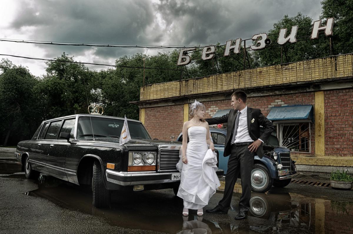фотограф Челябинск ретро авто