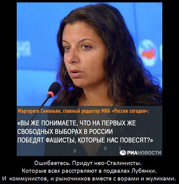 свободные выборы в РФ