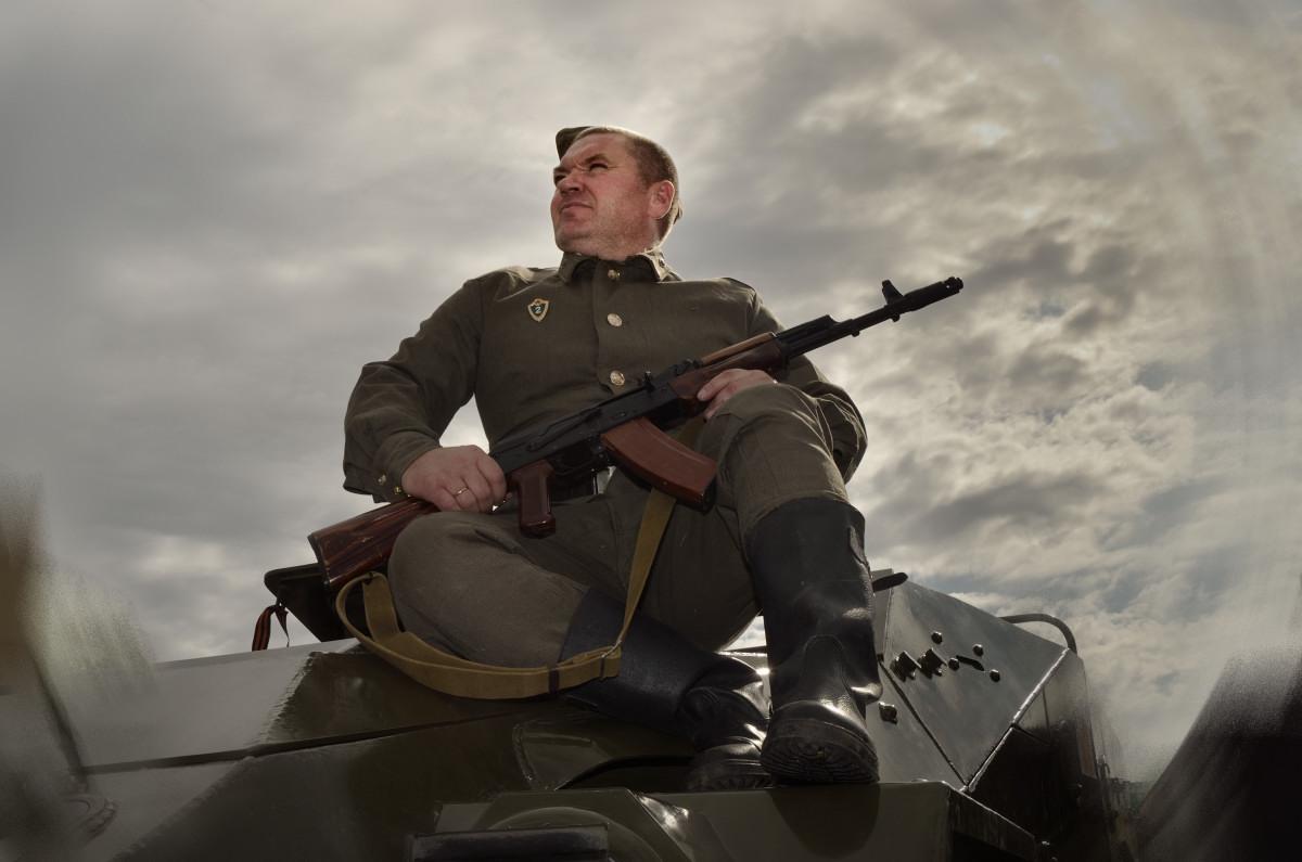 фотограф Челябинск фоторепортаж реконструкторы г. Челябинск