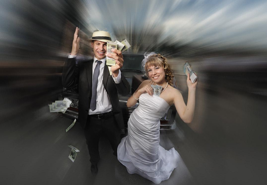 свадебный фотограф Челябинск ретро-свадьба