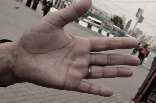 Линии рук с кармической точки зрения