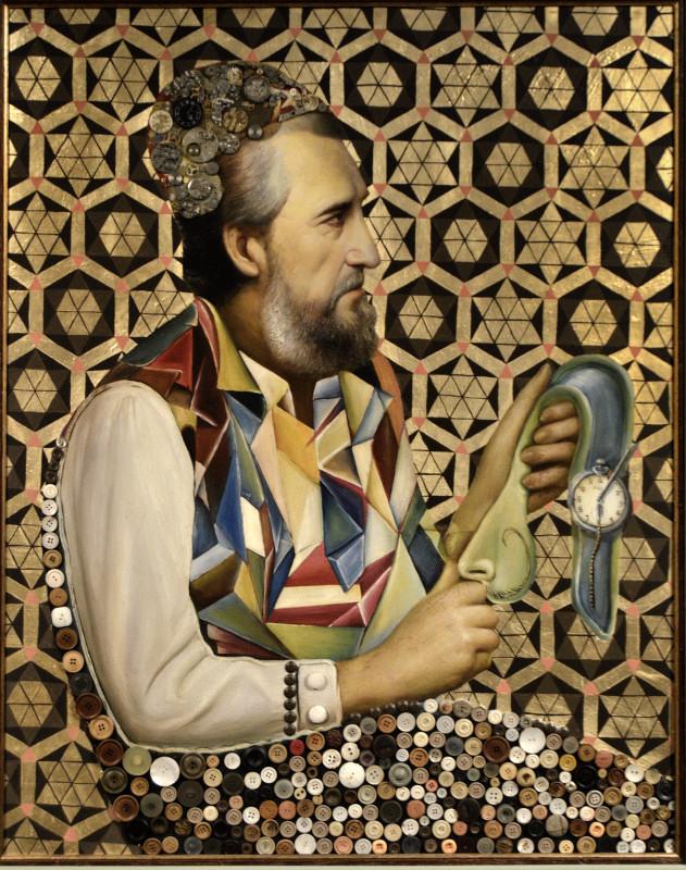 Никас Сафронов в Челябинске. Экспозиция картин 0004