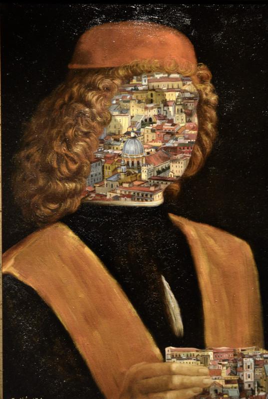 Никас Сафронов в Челябинске. Экспозиция картин 0006