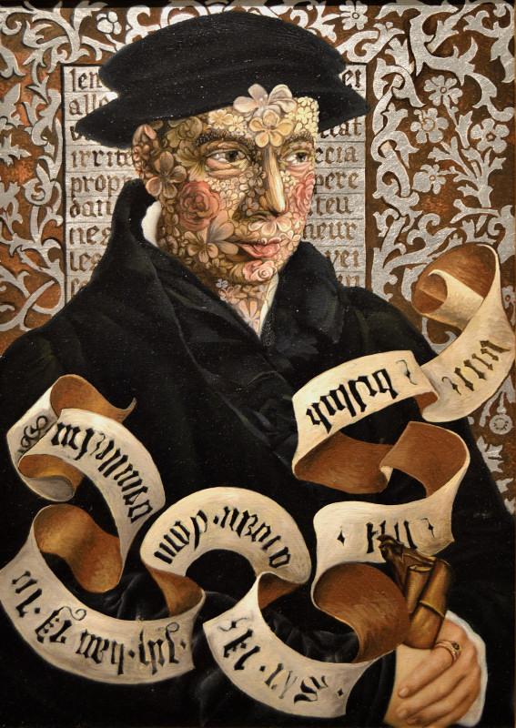 Никас Сафронов в Челябинске. Экспозиция картин 0007