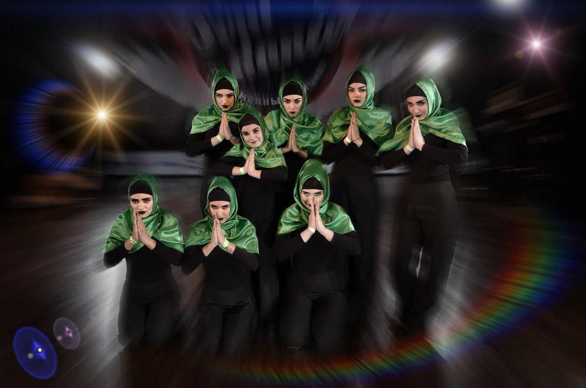 фотограф Челябинск - Ислам в модном тренде