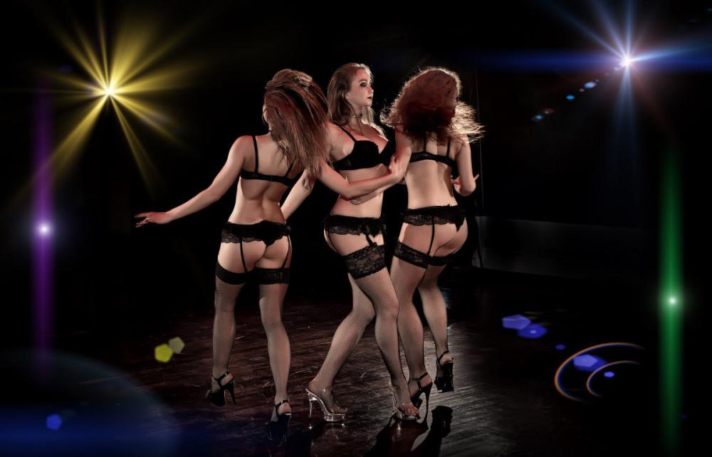 эротический фотограф Челябинск эротическое фото-three Graces
