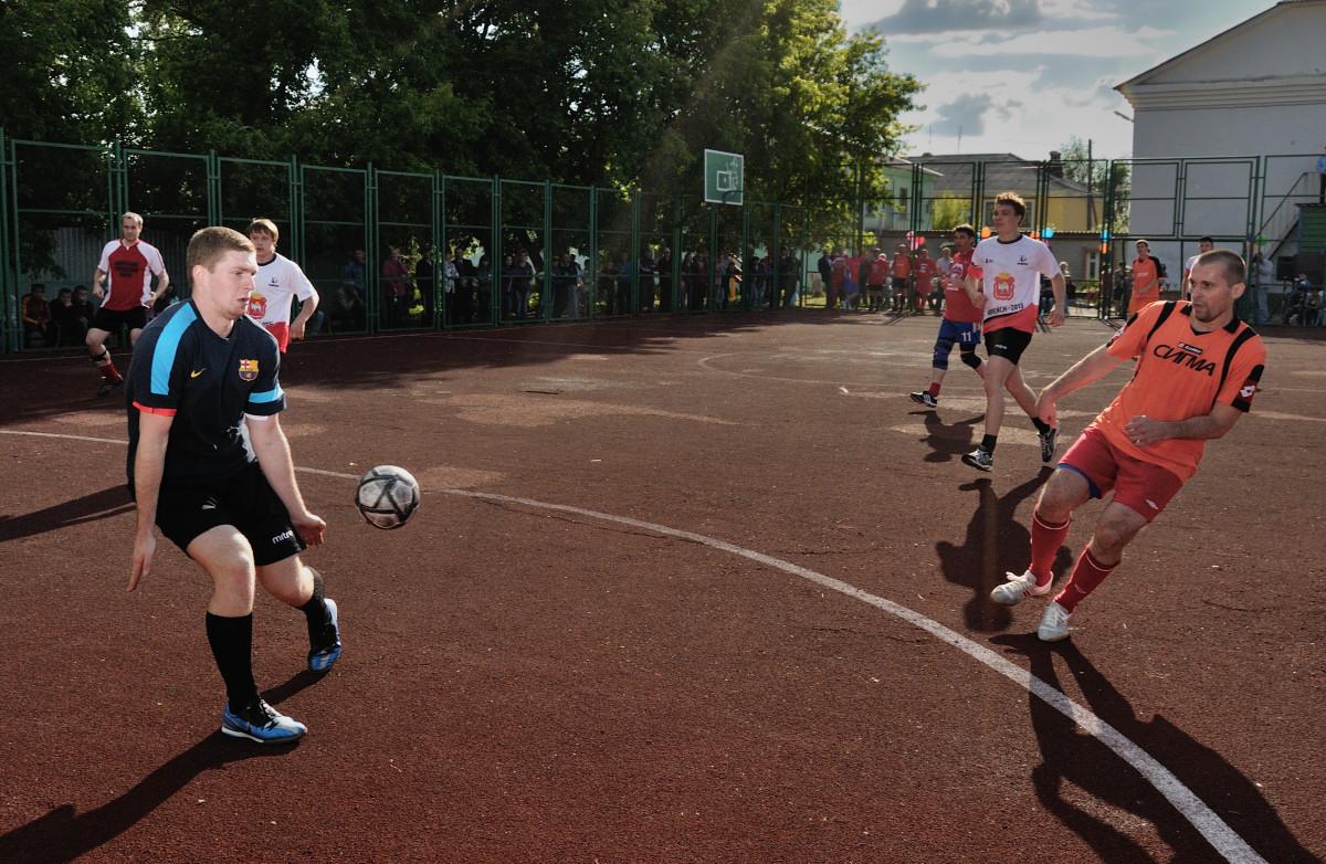 футбольный матч хоккейный клуб Трактор (Челябинск) - команда города Копейск фотограф Челябинск