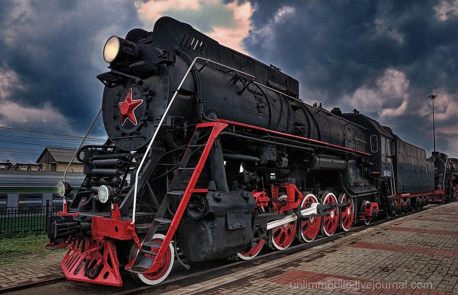 Куда летит паровоз РЖД, в какой коммуне будет остановка – или капиталистический гулаг от Российских Железных дорог.