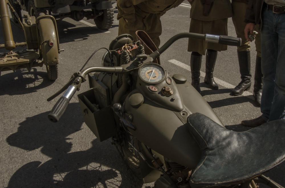 Харли-Дэвидсон парад Победы фотограф Челябинск  000_3