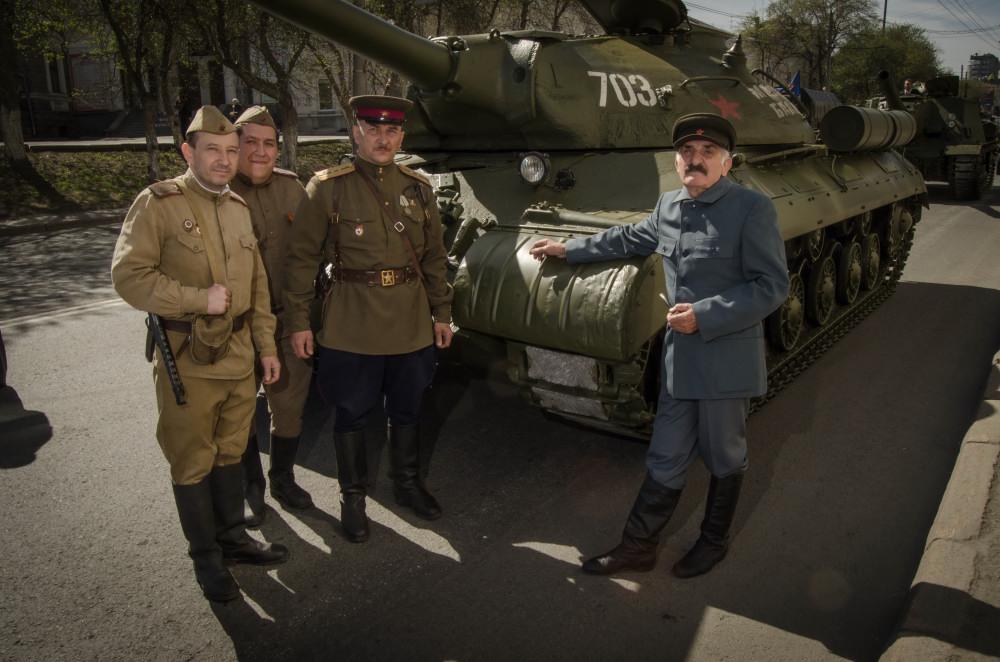 парад Победы фотограф Челябинск