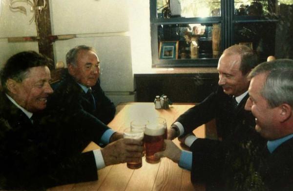 Сумин Путин Назарбаев