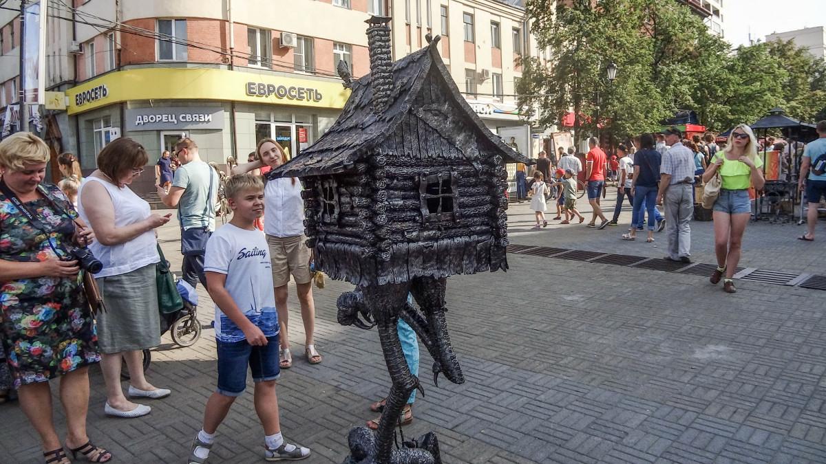 фотограф Челябинск фестиваль кузнечного мастерства 0004
