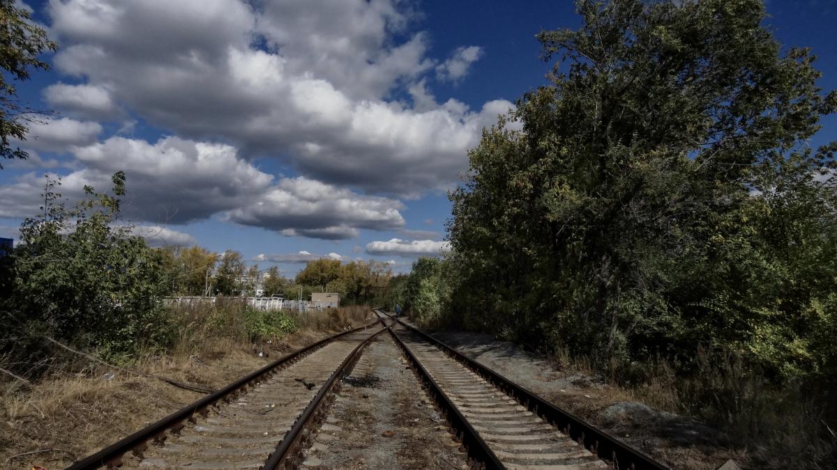железнодорожная ветка