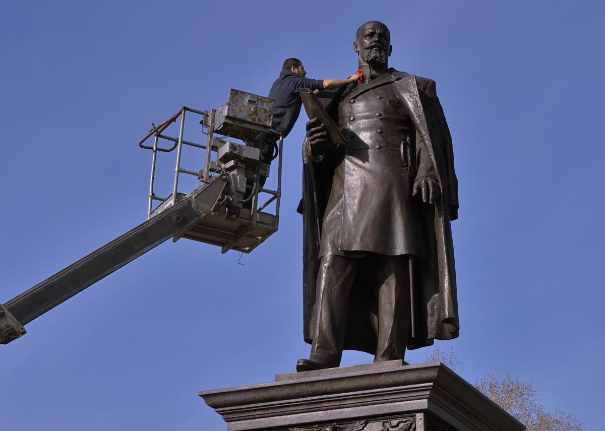 челябинск памятник Столыпин