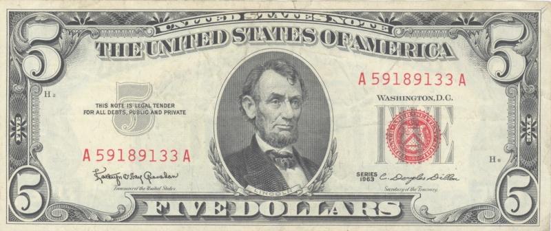 доллар Кеннеди