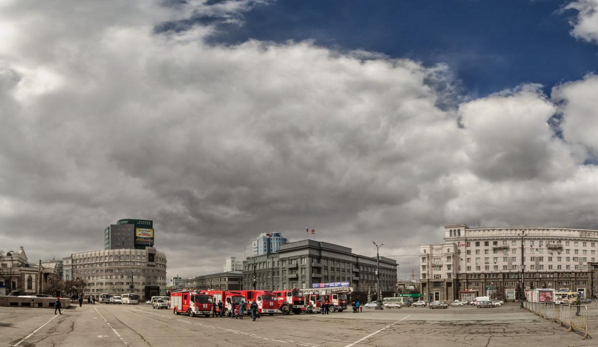Челябинск, МЧС, 21.04.2018, чемпионат по функциональному многоборью пожарных и спасателей-8