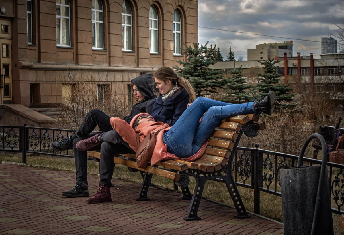 фотограф Челябинск уличное фото
