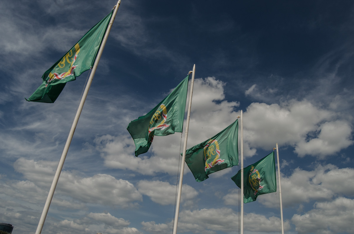 Екатеринбург, храм Романовых, 100 летие расстрела романовых _9468