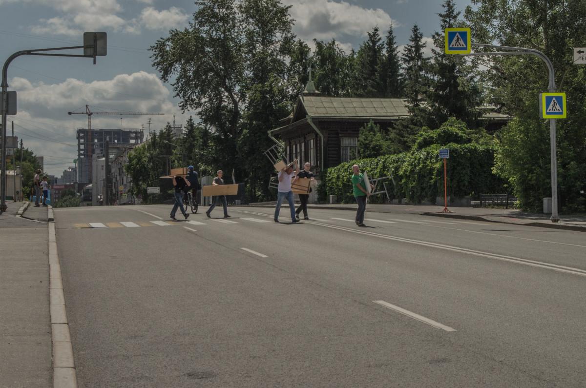 Екатеринбург, храм Романовых, 100 летие расстрела романовых _9542