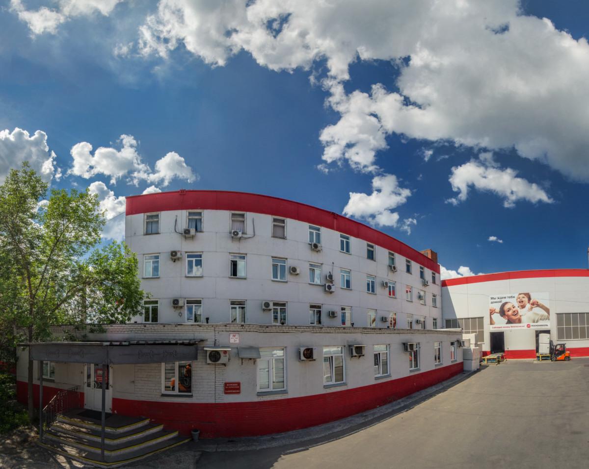 Промышленный фотограф Челябинск - Завод ТЕХНО, ТехноНИКОЛЬ