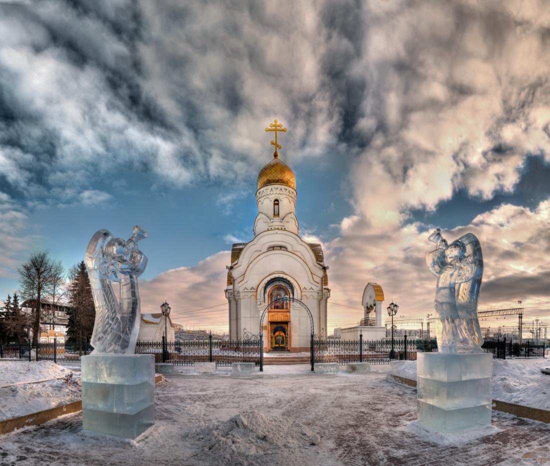 фотограф Челябинск закат