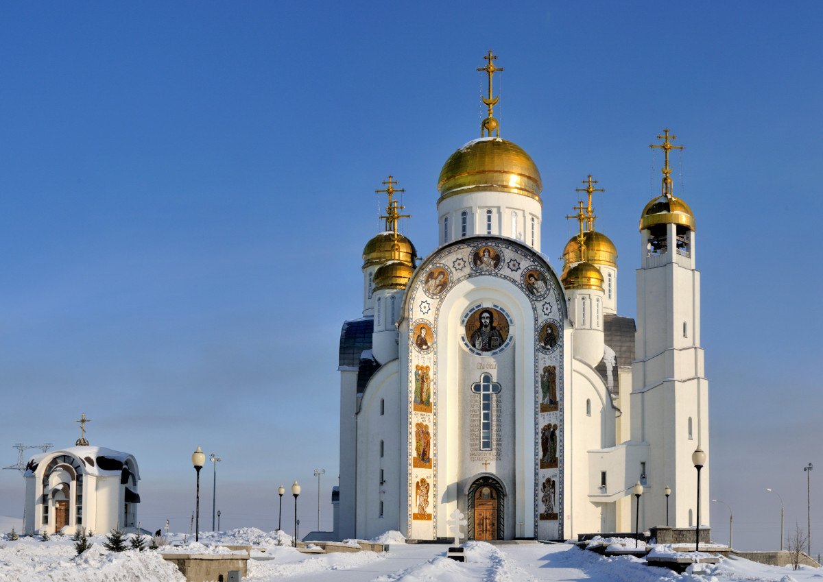 фотограф Челябинск пейзаж архитектура