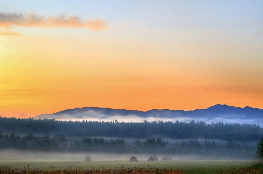 фотограф Челябинск пейзаж рассвет