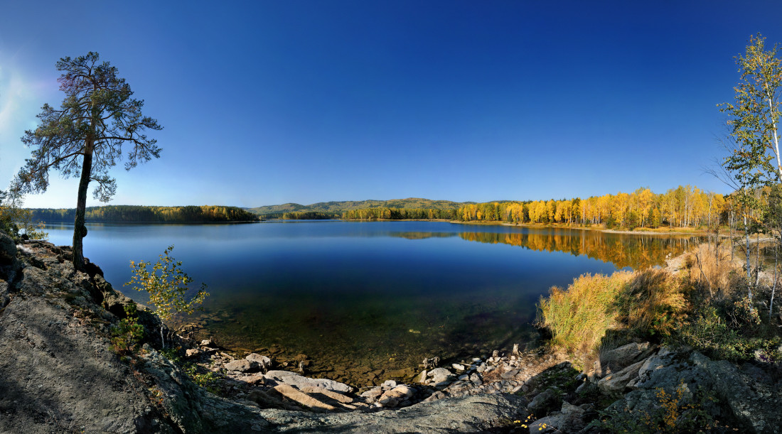 фотограф Челябинск пейзаж осень