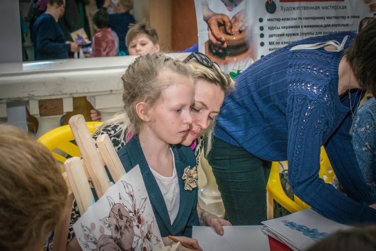 библио-ночь фотограф Челябинск  4315